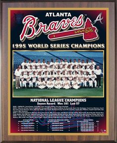 1995 World Series Champions