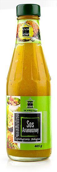 Sos ananasowy (405 g) - House of Asia