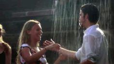 "Watch A Guy Trick Random Girls Into ""The Notebook"" Rain Kiss"