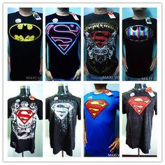 LICENSED DC COMICS SUPERMAN VS BATMAN LOGO SUPER HEROES T-SHIRT SIZE M L XL in Clothing, Shoes, Accessories, Men's Clothing, Casual Shirts | eBay