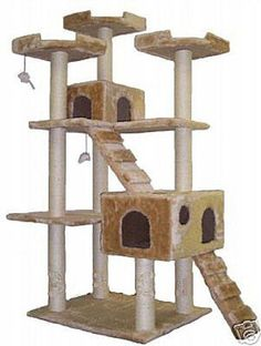 1000 images about cat play towers on pinterest cat play. Black Bedroom Furniture Sets. Home Design Ideas