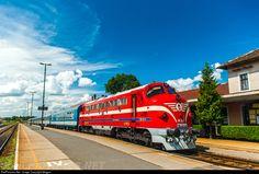 017 Hungarian State Railways (MÁV) 2761 at Tapolca, Hungary by Mogyorósi Norbert