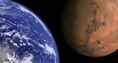 Earth to Mars in 45 days using nuclear