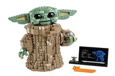 Were pretty excited about the new Baby Yoda Lego set that lets your child build The Child with just over 1,000 pieces, including a Baby Yoda minifig. Yay!