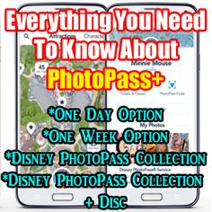 Everything You Need to Know About PhotoPass+ One Week and One Day (updated August 2016) | DLR Prep School