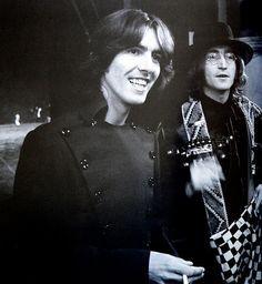 Beautiful George. ♥