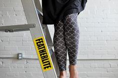 Jalie Leggings : Emmy Grace Knit | Jalie Leggings made with … | Flickr - Photo Sharing!