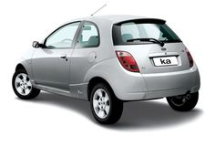 Ford Ka :) red, black or silver