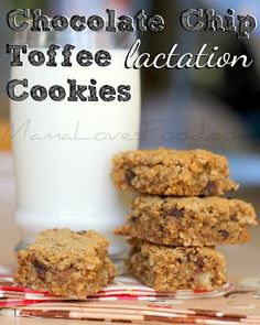Lactation cookies are something I've only just been introduced to. After the recent birth of my fifth (yes, fifth!) little bundle of joy, a friend brought over some delicious oatmeal cookies that were baked with oatmeal, flaxseed, and brewer's yeast to help with milk production. I won't lie – I was a little skeptical about ... Read More about Chocolate Chip Toffee Lactation Cookies.