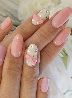 Pastel nails ...