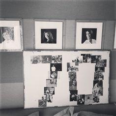Papa 70 jaar! Collage van foto's van 70 jaar intens leven.