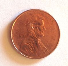 penny 2000 unfinished obv? - Coin Community Forum struck through grease error