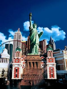 New York/New York Hotel and Casino