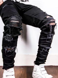 sean-clay Hosen, Zerrissene Jeans Für Männer, Jeans Mode, Alternative Mode, e8a81892dc