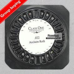 Group Buy Dental Orthodontics Ceramic Brackets 3*3,Roth Slot.022 Hooks 3 - BAISTRA - Bracket - PicusMall