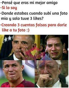memes in spanisch # humor # amreading # books # wattpad - Demo Cool Memes, New Memes, Stupid Funny Memes, Memes Humor, Disney Memes, Bux Bunny, Funny Photos, Funny Images, Funny Jokes