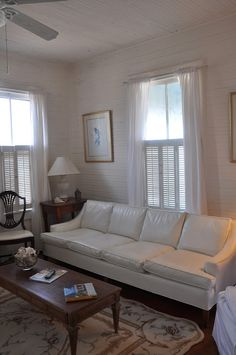 Jane Coslick Cottages : The Magic Of An Old Beach House........