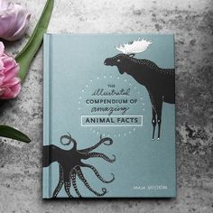 M A J A S B O K                  - The Illustrated Compendium of Amazing Animal  Facts - Signed Copy!