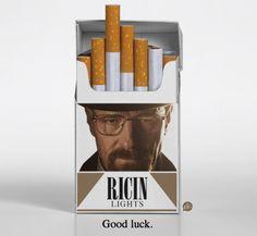 Walter White's Ricin Cigarettes