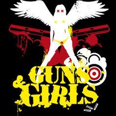 Guns & Girls by Topkoala
