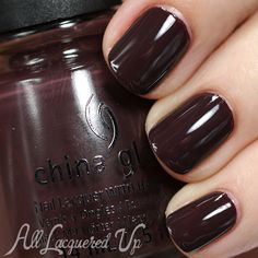 China Glaze All Aboard Fall 2014 Swatches and Review � Part 1