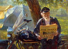 """Buried Treasure"" - Limited Editions -                      	All Artwork                            - David Uhl 