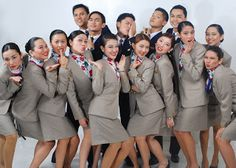 philippine airlines flight attendant uniforms | Flight attendant boom in Philippines: cabin crews - here comes the ...