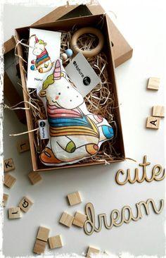 Einhorn Baby Spielzeug Eco freundlich