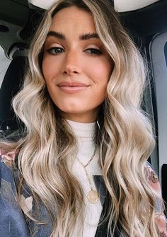 Cutest Face Framing Long Hairstyles for Ladies in 2020
