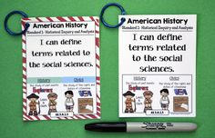 Florida Social Studies Standards - 3rd Grade
