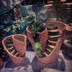 Astonishing Fixed Garden Pots