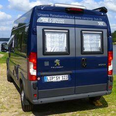 für später: Luxus-Ausbau Campingbus Peugeot Boxer
