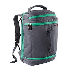 I Am Max Metropolitan Cabin Bag hand luggage backpack 21 x 1575 x 8 >>> Click image for more details.