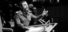Opera Mundi - Fidel, em 73: 'EUA dialogarão com Cuba quando presidente for negro, e papa, latino-americano' || Fidel, em 73: 'EUA dialogarão com Cuba quando presidente for negro, e papa, latino-americano' Revista Fórum | São Paulo - 23/07/2015 - 16h30 Fala de Castro a jornalistas tinha como objetivo demonstrar o quão distante estava a possibilidade da retomada da relação entre os dois países vizinhos