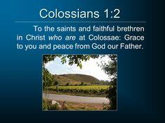 Bildresultat för colossian 1:2