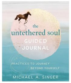 Wat is een guided journal?   Bulletjournal.nl Kevin James, New York Times, Untethered Soul, Writing Exercises, Writing Practice, Negative Emotions, Book Club Books, Reading, Book Format
