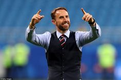 England fans were convinced football was coming home but tears replaced flying beers at the World Cup semi-final,after the Three Lions crashing out at extra time after defeat by Croatia. World Cup Russia 2018, World Cup 2018, Fifa World Cup, Tottenham Hotspur Manager, England Fans, Gareth Southgate, Falling Back In Love, Perfect Word, The Selection