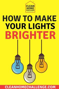 How To Get Bright Light Fixtures