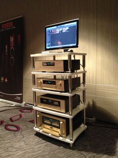 Reference Line ACCORDEON With #Accuphase In Paris #bassocontinuo #racku2026