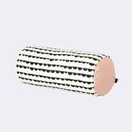 Half Moon Cylinder Cushion