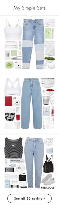 """""""My Simple Sets"""" by fxrever-isnt-for-everyone ❤ liked on Polyvore featuring MANGO, Humble Chic, Topshop, CB2, NARS Cosmetics, H&M, Linum Home Textiles, Paul Smith, Distinctive Designs and Byredo"""