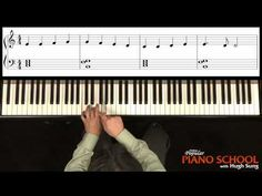 """(207) How to Play """"Ode to Joy"""" on Piano - YouTube"""