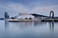 One Ocean Yeosu, One Ocean Yeosu south korea, soma architecture - http://architectism.com/one-ocean-by-soma-architecture/
