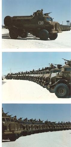 Previously incorrectly labelled by someone as being a Koevoet Line Up, these are the 101 Bn Romeo Mikes