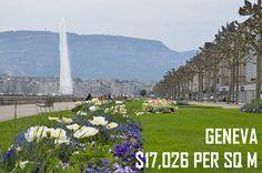"Geneva property average price per square meter (Original image by ""eGuide Travel"" via flickr)"