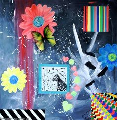 Artwork >> Maximin Lida >> ARORA SPRING II - Contemporary