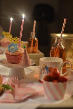 Birthday tray from ww. Birthday Candles, Tray, Blog, Trays, Blogging, Board