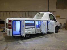 Fibre, Recreational Vehicles, Car, Truck Boxes, Automobile, Camper Van, Campers, Vehicles