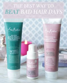 Check my tips on how to prevent bad hair days with the right products and routine! | Slashed Beauty #EveryBodyGetsLove #ad