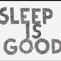 Quick Fitness Fact: If you aren't getting enough sleep, all the healthy eating and exercise you put in won't be enough to help you lose the weight you want. So get some sleep beautiful! ;)
